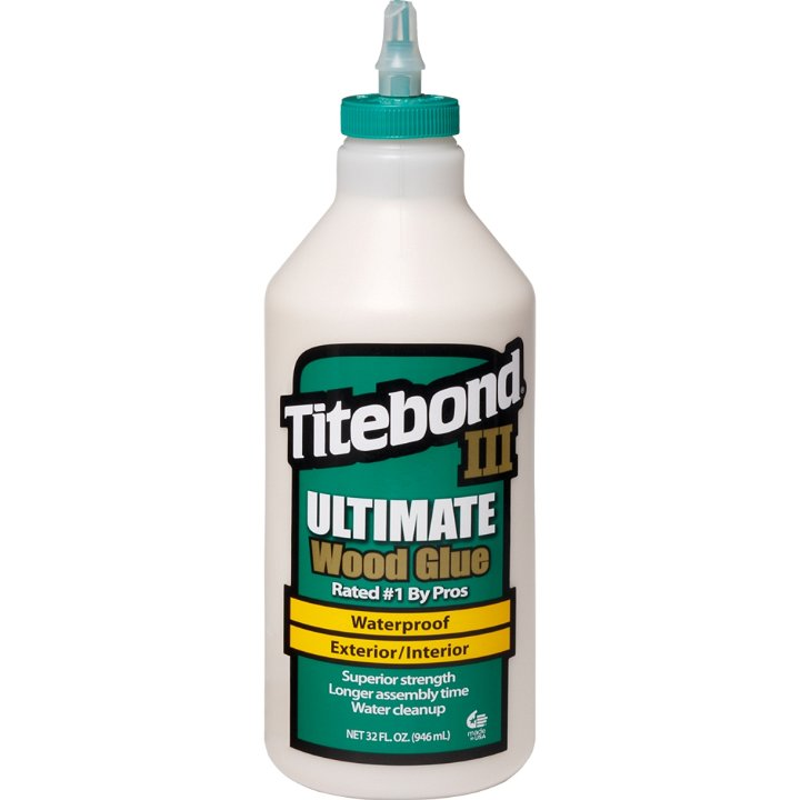 Iii Ultimate Wood Glue - Quart