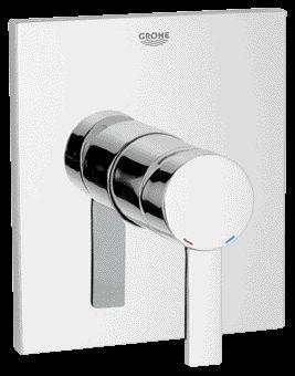 Allure Single-lever shower mixer