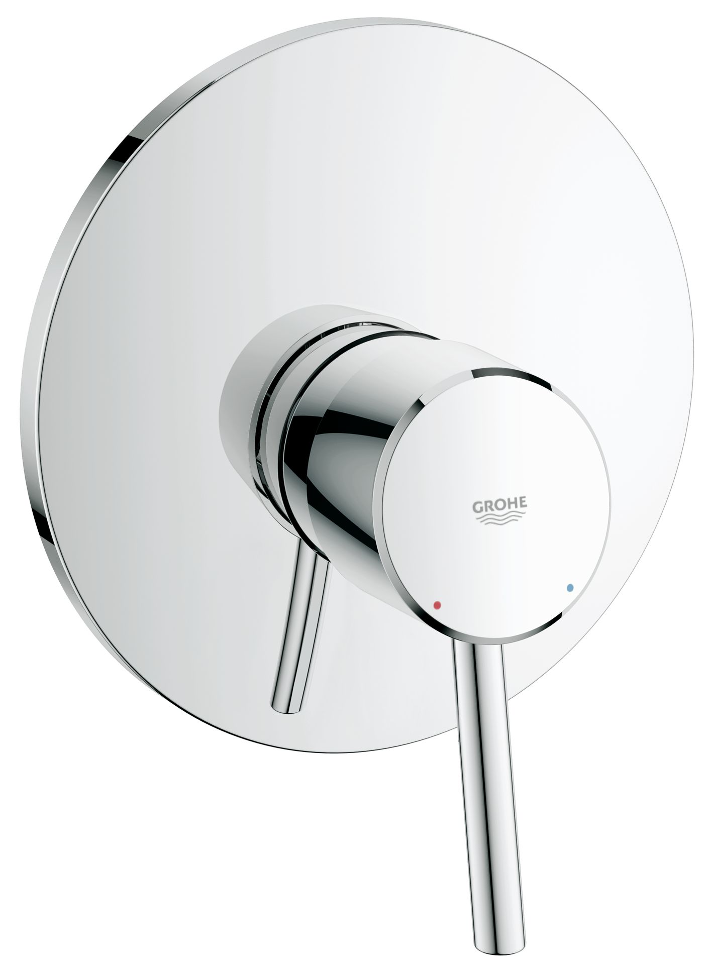 Concetto Single-lever shower mixer
