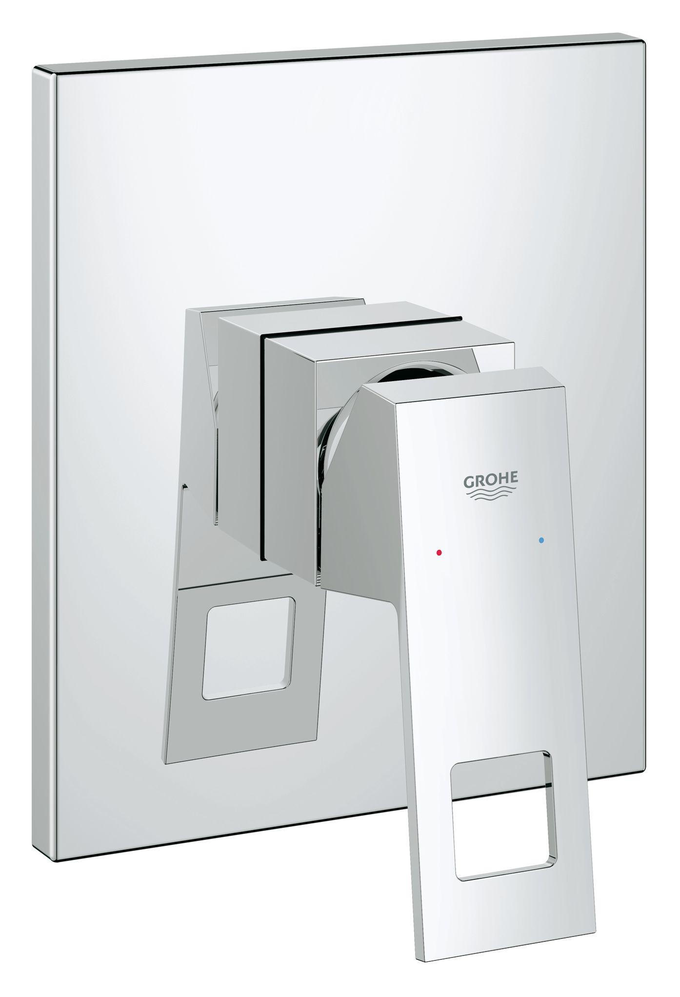 Eurocube Single-lever shower mixer
