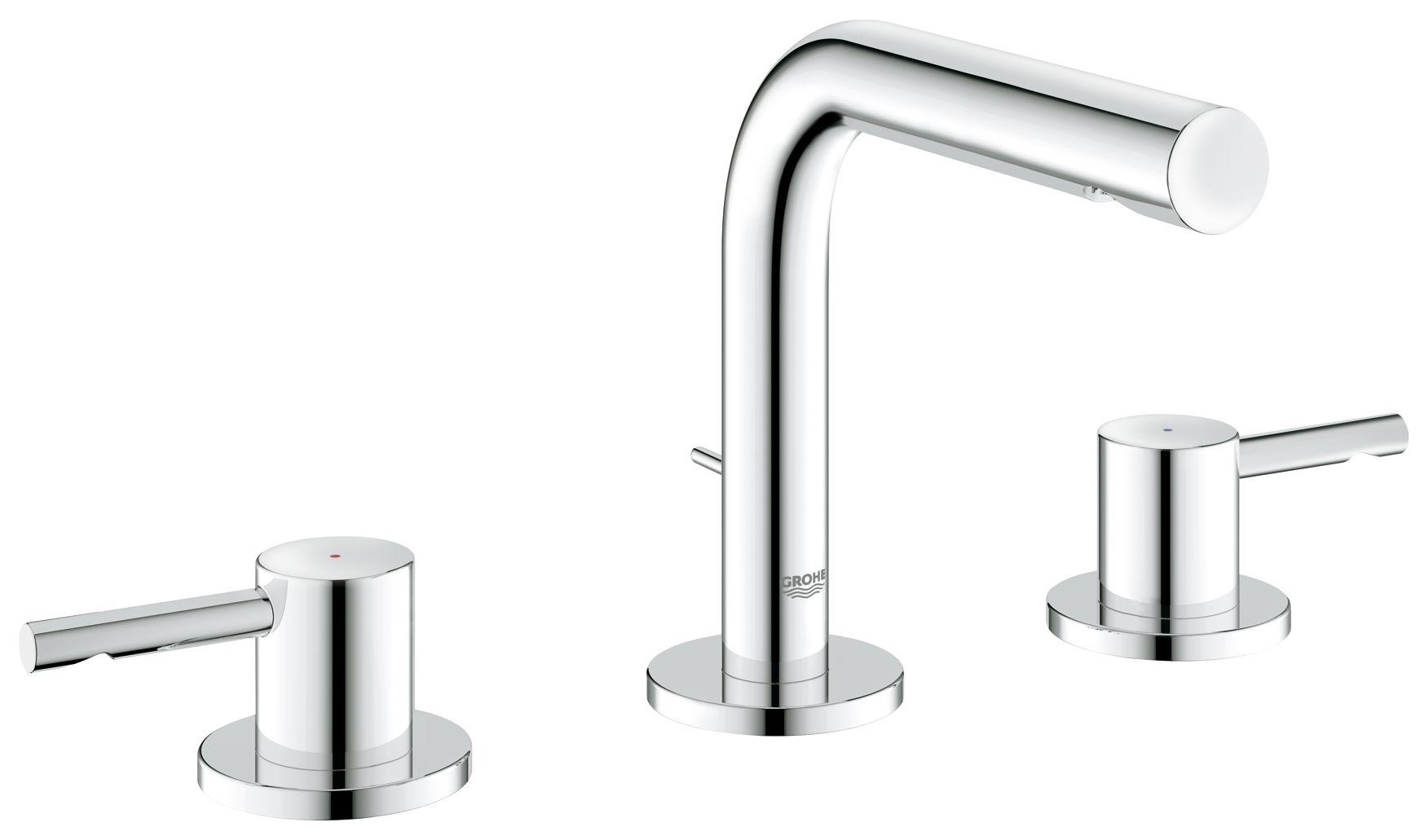 Essence 3-hole basin mixer S-Size