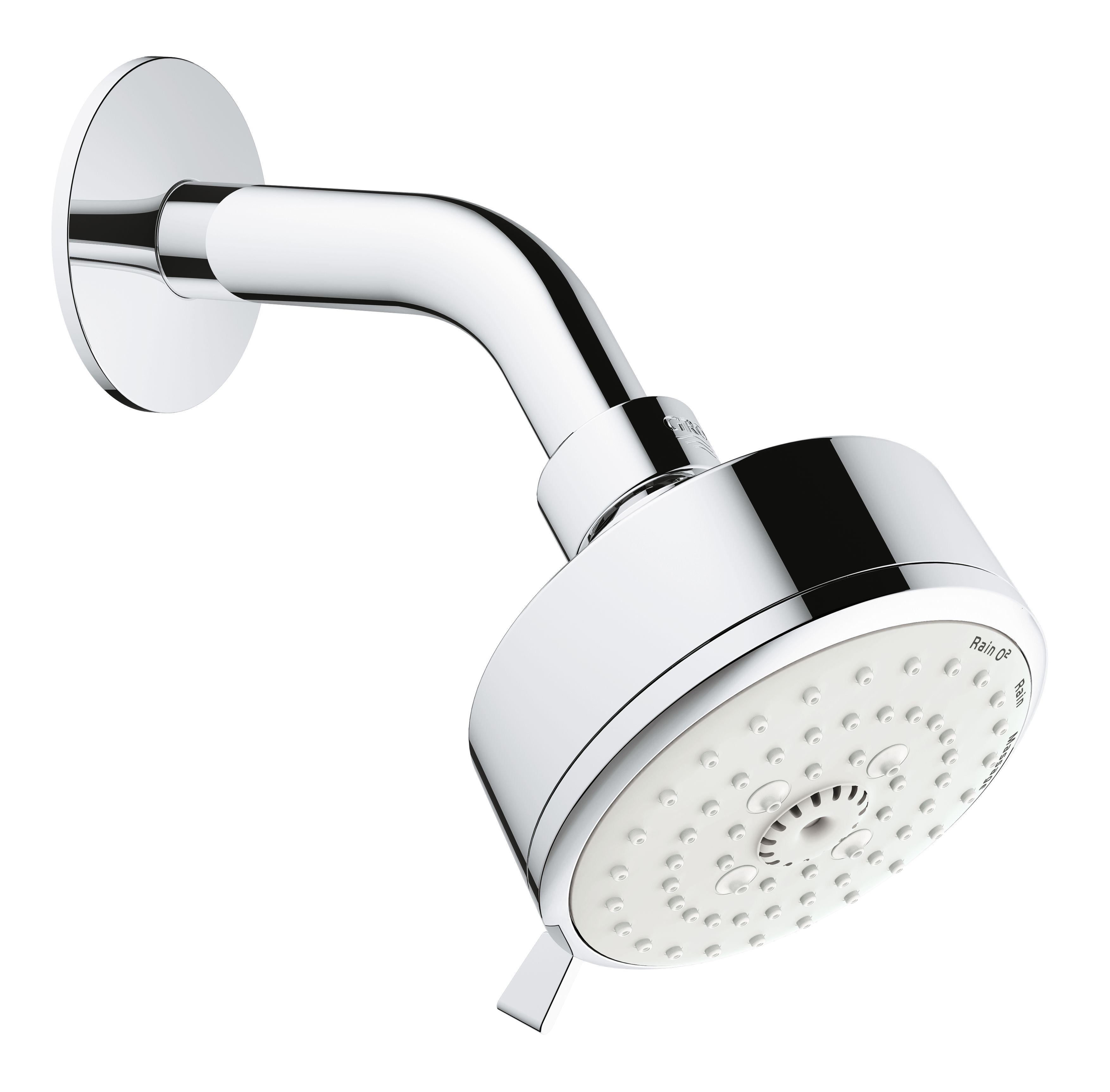 Tempesta Cosmopolitan 100 Head shower set 3 sprays