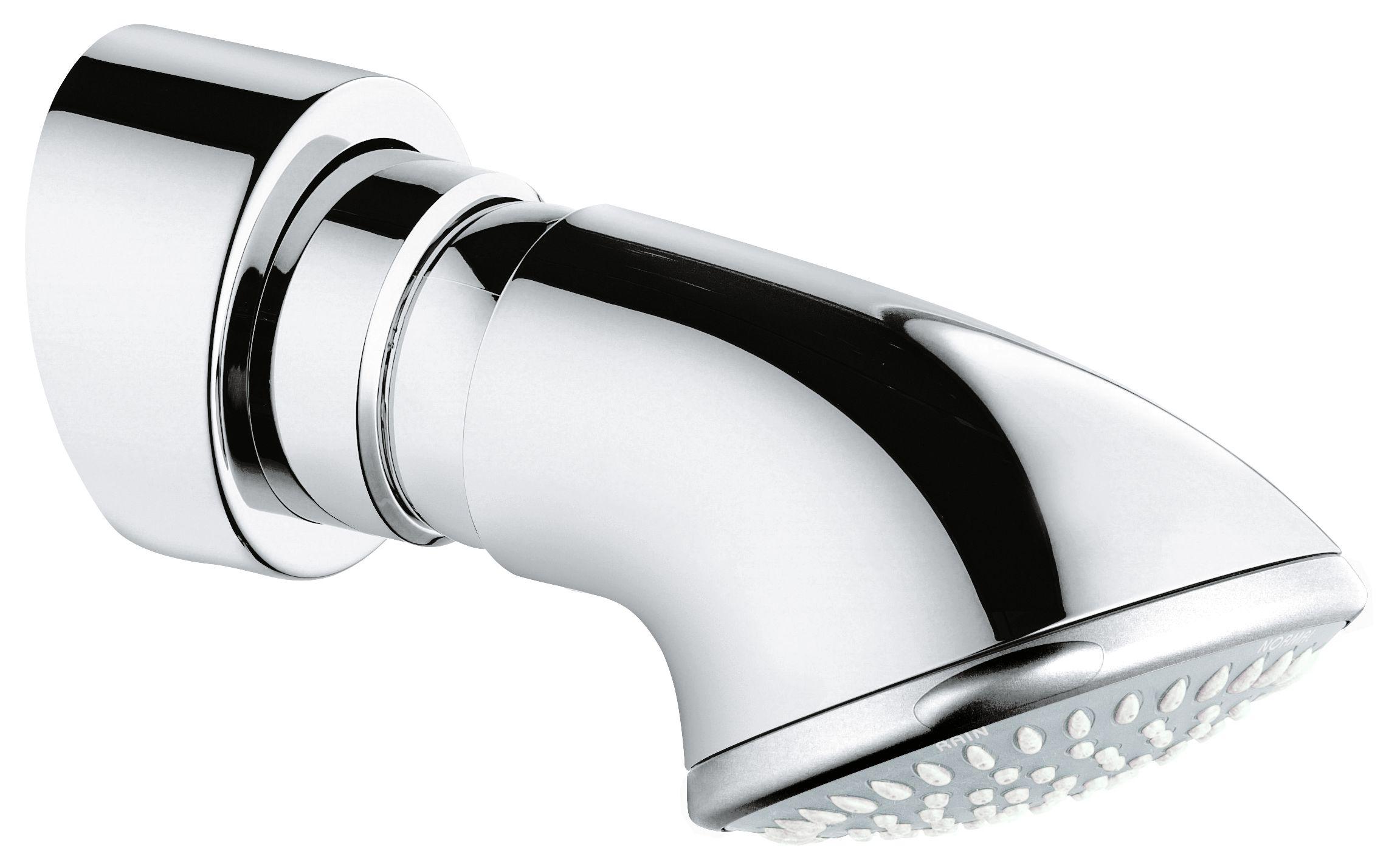 Relexa 100 Trio Head shower 3 sprays