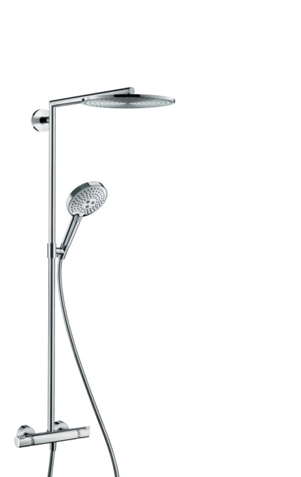 Raindance S Showerpipe 300 1Jet With Thermostat