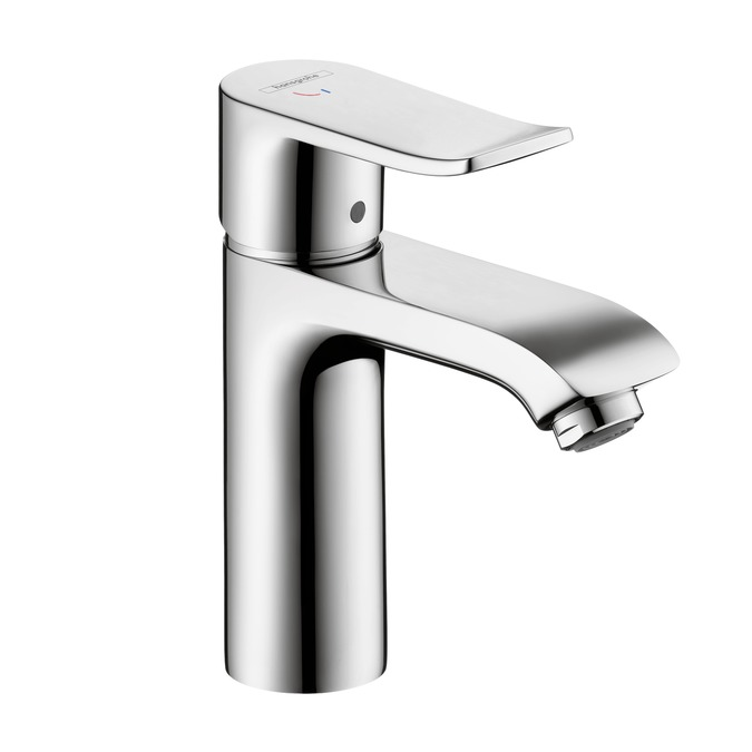 Metris 110 Single-Hole Faucet Coolstart Without Pop-Up 1.2 Gpm