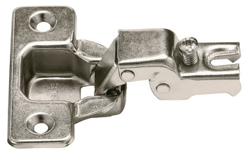 Concealed Face Frame Hinge'' Short Arm'' 105 Opening Angle'' Screw-Mount