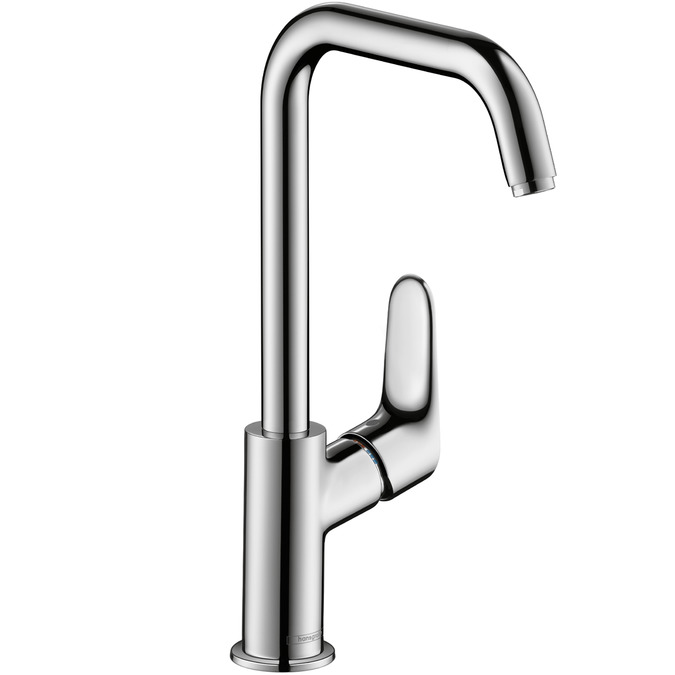 Focus 240 Single-Hole Faucet 1.2 Gpm