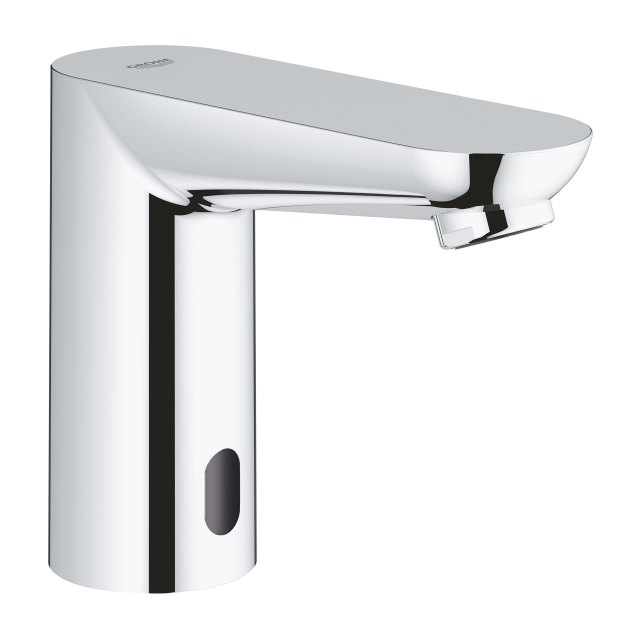 Euroeco Cosmopolitan E Infra-red electronic basin tap without mixing device