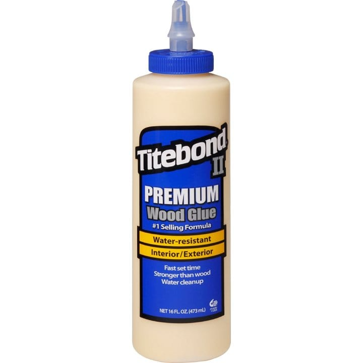 Ii Premium Wood Glue - 16 Oz