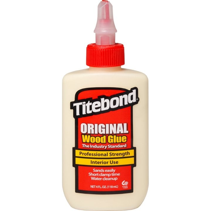 Original Wood Glue - 4 Oz