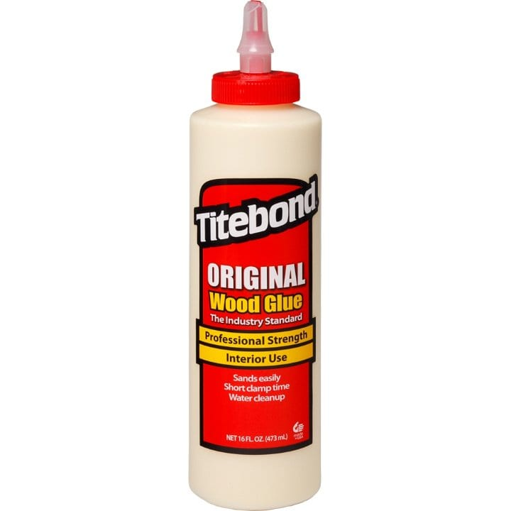 Original Wood Glue - 16 Oz