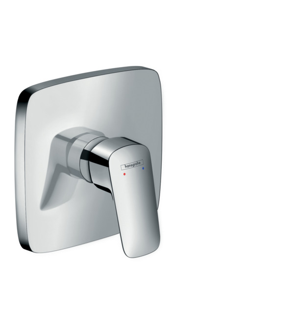 Logis Single Lever Shower Mixer For Concealed Installation