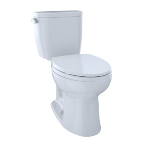 Entrada Close Coupled Elongated Toilet 1.28Gpf