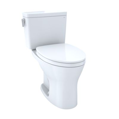 Drake Two-Piece Toilet 1.28Gpf & 0.8Gpf Elongated Bowl