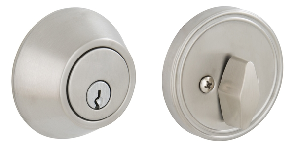 Single Cylinder Deadbolt 630 BST