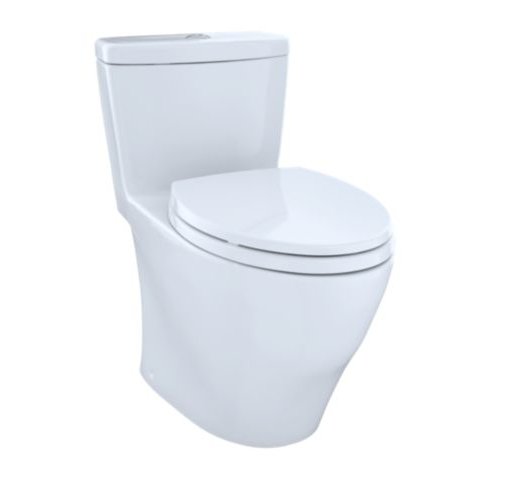 Aquia One-Piece Toilet 1.6 Gpf & 0.9 Gpf Elongated Bowl