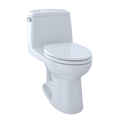 Ultimate One-Piece Toilet 1.6 Gpf Elongated Bowl