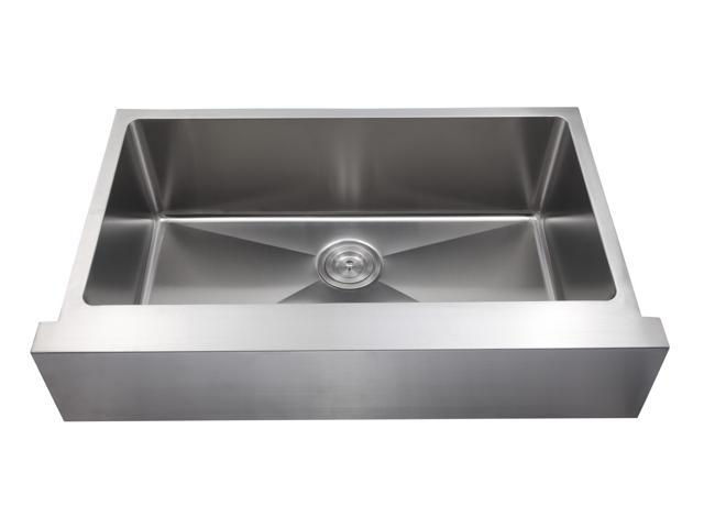 As350 31 X 20 X 9 18 Gauge Stainless Steel Farm Undermounted Stainless Steel Sink