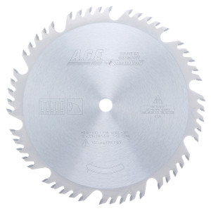 Carbide Tipped Combination 10 Inch Dia X 50T 4+1'' 20 Deg'' 5/8 Bore Circular Saw Blade