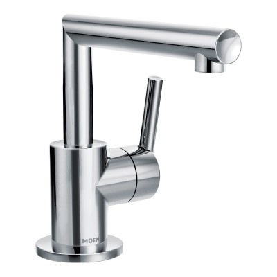 Arris One-Handle Bathroom Faucet Chrome