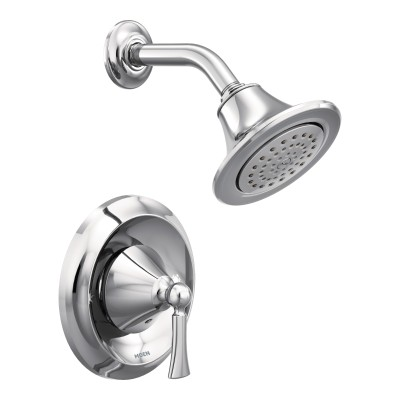 Wynford Chrome Posi-Temp Shower Only
