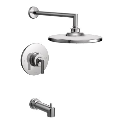 Arris tub-shower Chrome