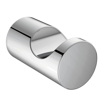 Align Chrome Single Robe Hook