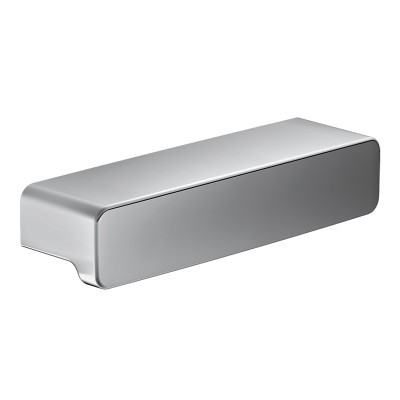 90 Degree Chrome Drawer Pull